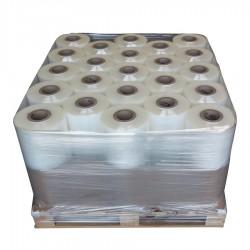 Bobinas de film extensible automático transparente (1/2 palet)