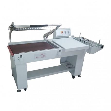 Selladora soldadora en L semiautomática MSOL 7555M