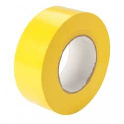 Precinto polipropileno acrílico color amarillo (36 rollos)