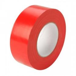 Rollo de precinto rojo