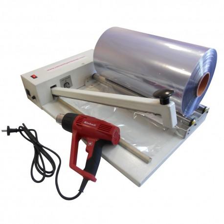 Maquina de retractilar manual MRM-600
