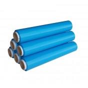 Film extensible estirable manual azul (6 rollos)