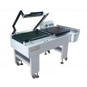 Selladora soldadora en L semiautomática GPL-5545