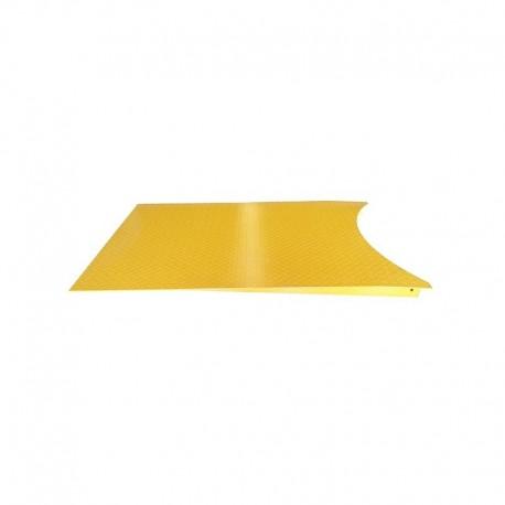 Rampa para envolvedora de palets de 1500 mm de diámetro