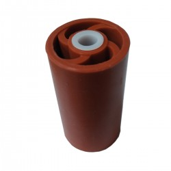 Recambio de Rodillo de goma de salida para precintadora de cajas MPRE 1A y MPRE 1AW