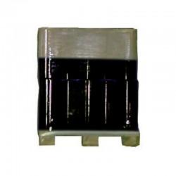 Palet de film extensible estirable negro
