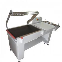 Selladora soldadora en L semiautomática MSOL 7555TB
